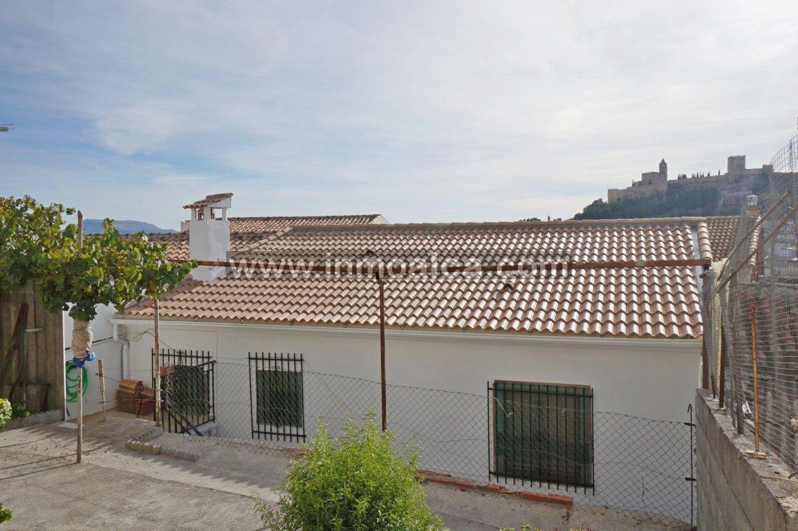 Casa en el Barrio las Cruces.
