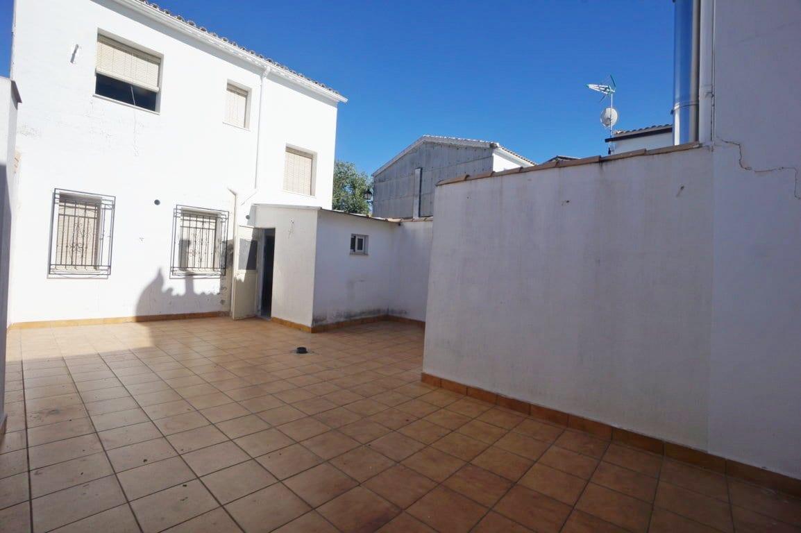 Casa con Terraza. Casco Histórico.