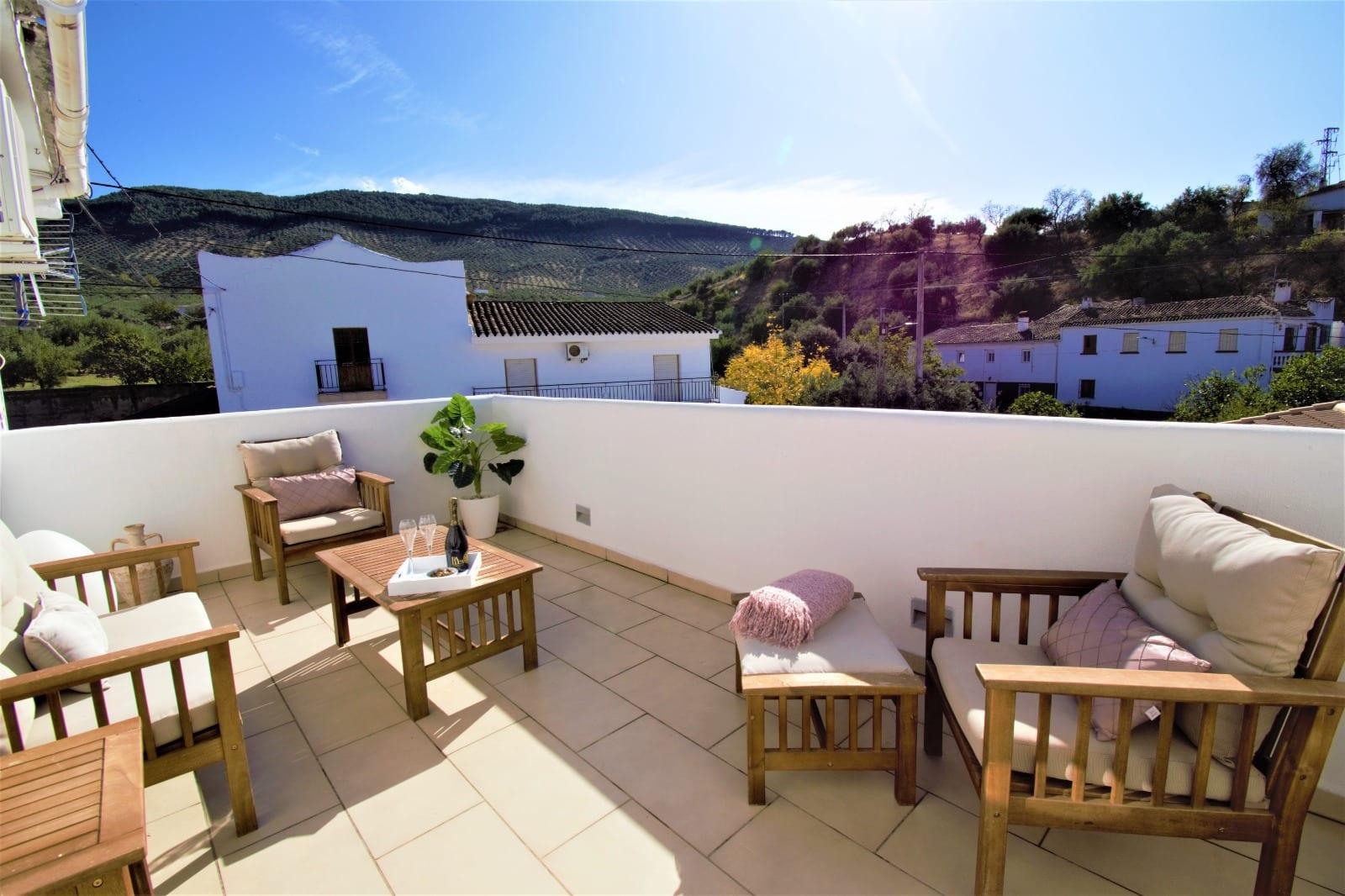 Espectacular Villa en Aldea Rural.